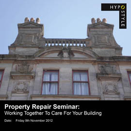 Property Repair Seminar Paisley