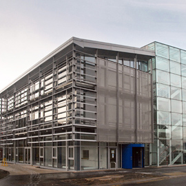 Post-Graduate Centre, Heriot Watt University, Edinburgh