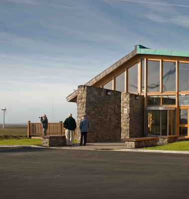 Whitelee Windfarm Visitor Centre
